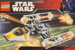 LEGO 7658 Y-Wing Fighter