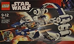 LEGO 7661 Jedi Starfighter with Hyperdrive Ring