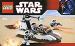 LEGO 7668 Rebel Scout Speeder