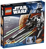 LEGO 7915 Imperial V-Wing Starfighter