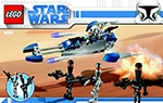 LEGO 8015 Assassin Droids Battle Pack