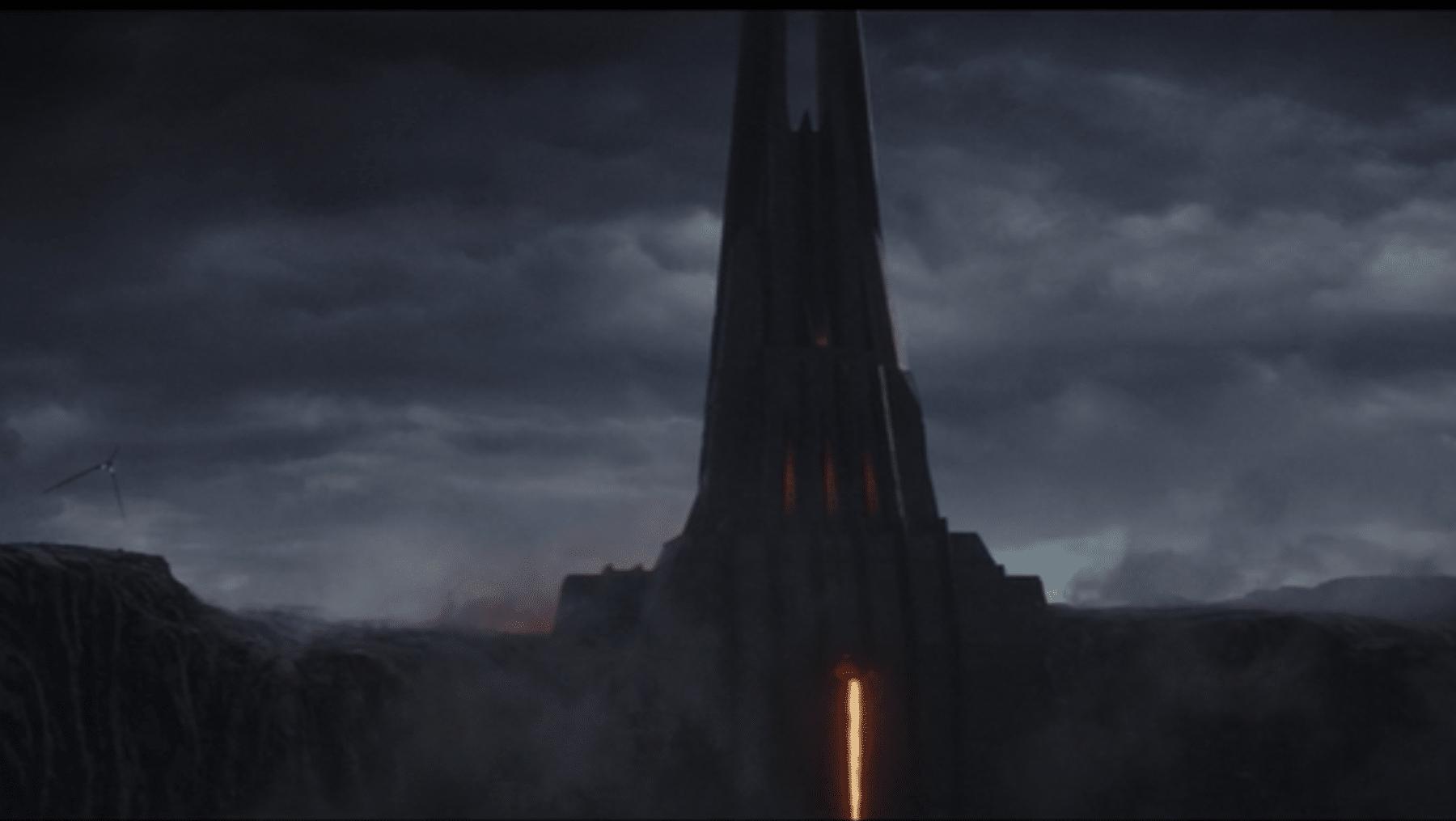 LEGO Darth Vaders Castle