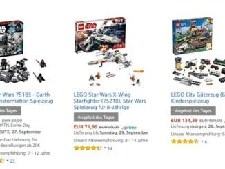 LEGO Tagesangebote Amazon