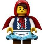 LEGO 21315 Pop Up Buch Rotkäppchen