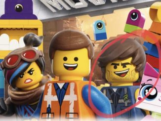 The LEGO Movie 2 Rex Dangervest