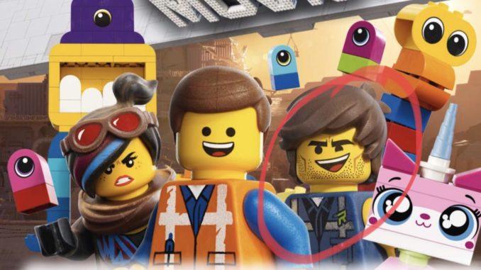The LEGO Movie 2 Rex Dangervest
