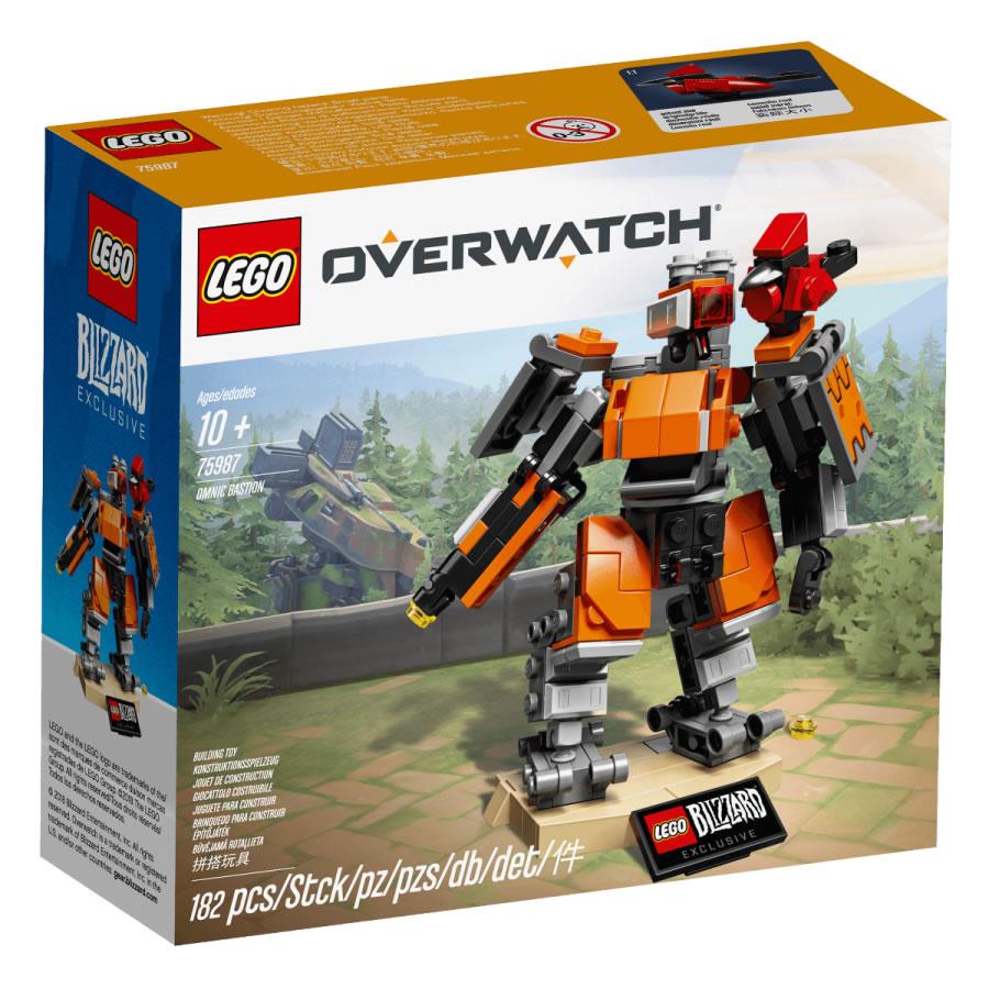 LEGO 75987 Omnic Bastion Overwatch