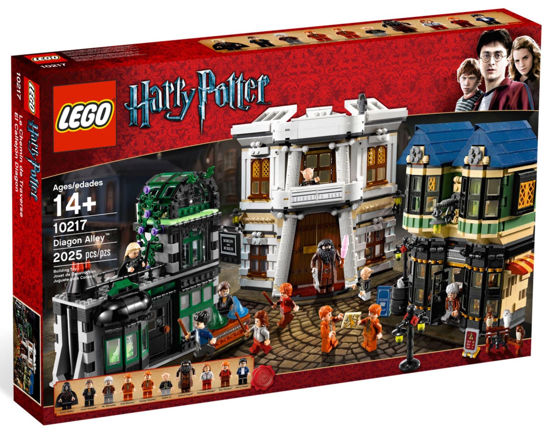 LEGO 10217 Winkelgasse