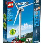 LEGO 10268 Vestas Windrad