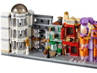 LEGO 40289 Winkelgasse