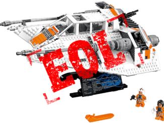 LEGO 75144 EOL