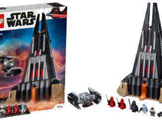 LEGO 75251 Darth Vaders Festung
