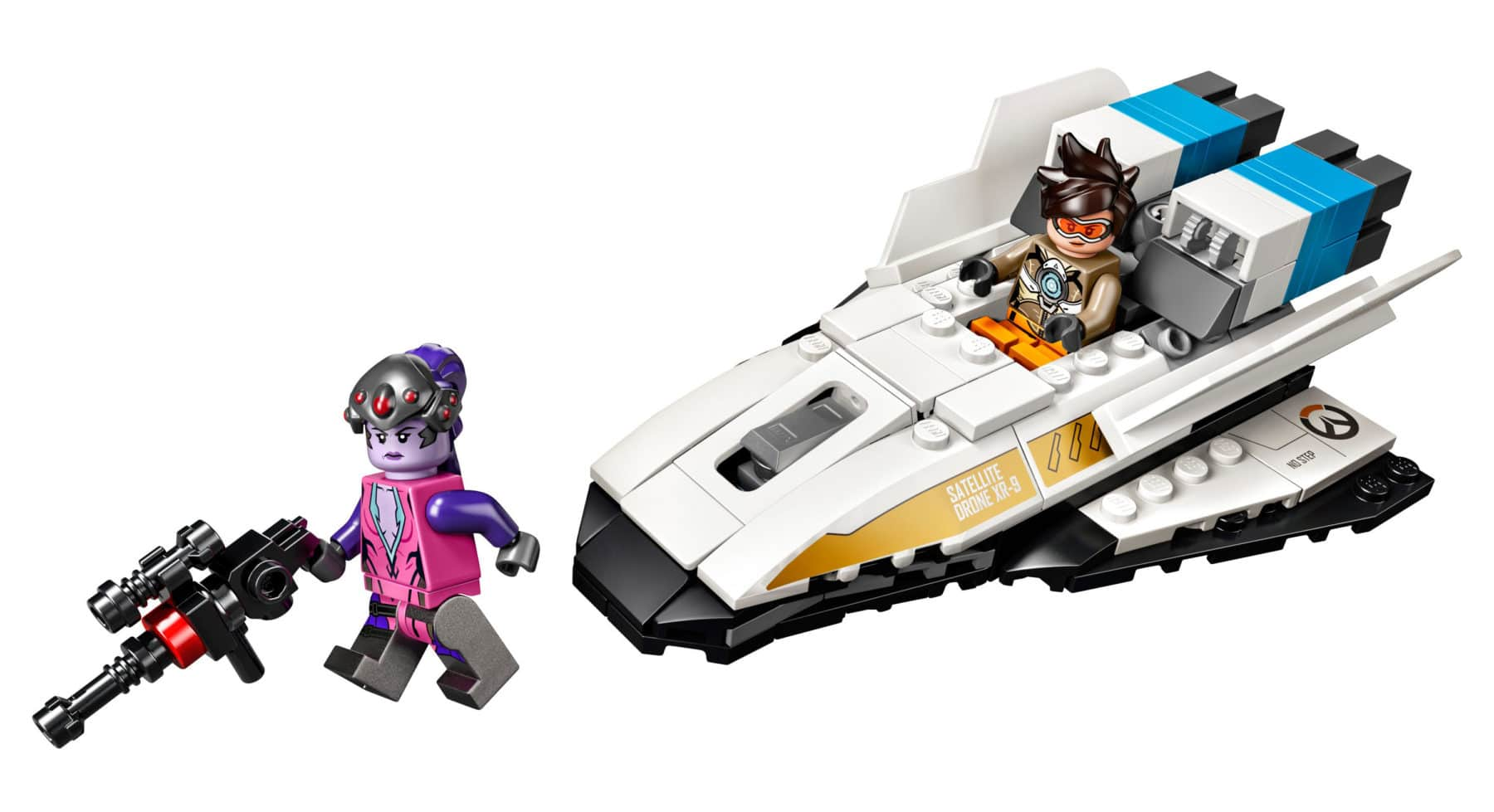LEGO 75970 Traver vs. Widowmaker