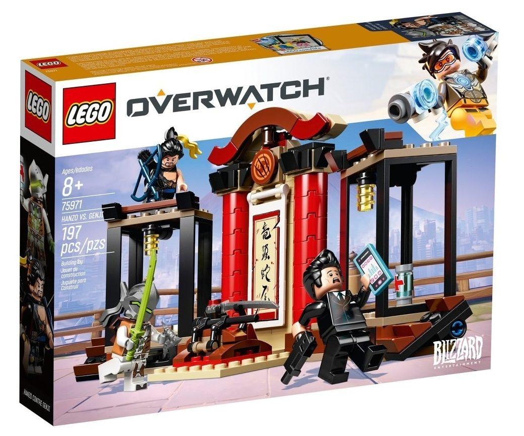 Lego Overwatch Alle Minifiguren Bilder Infos Zu Den Neuen Sets