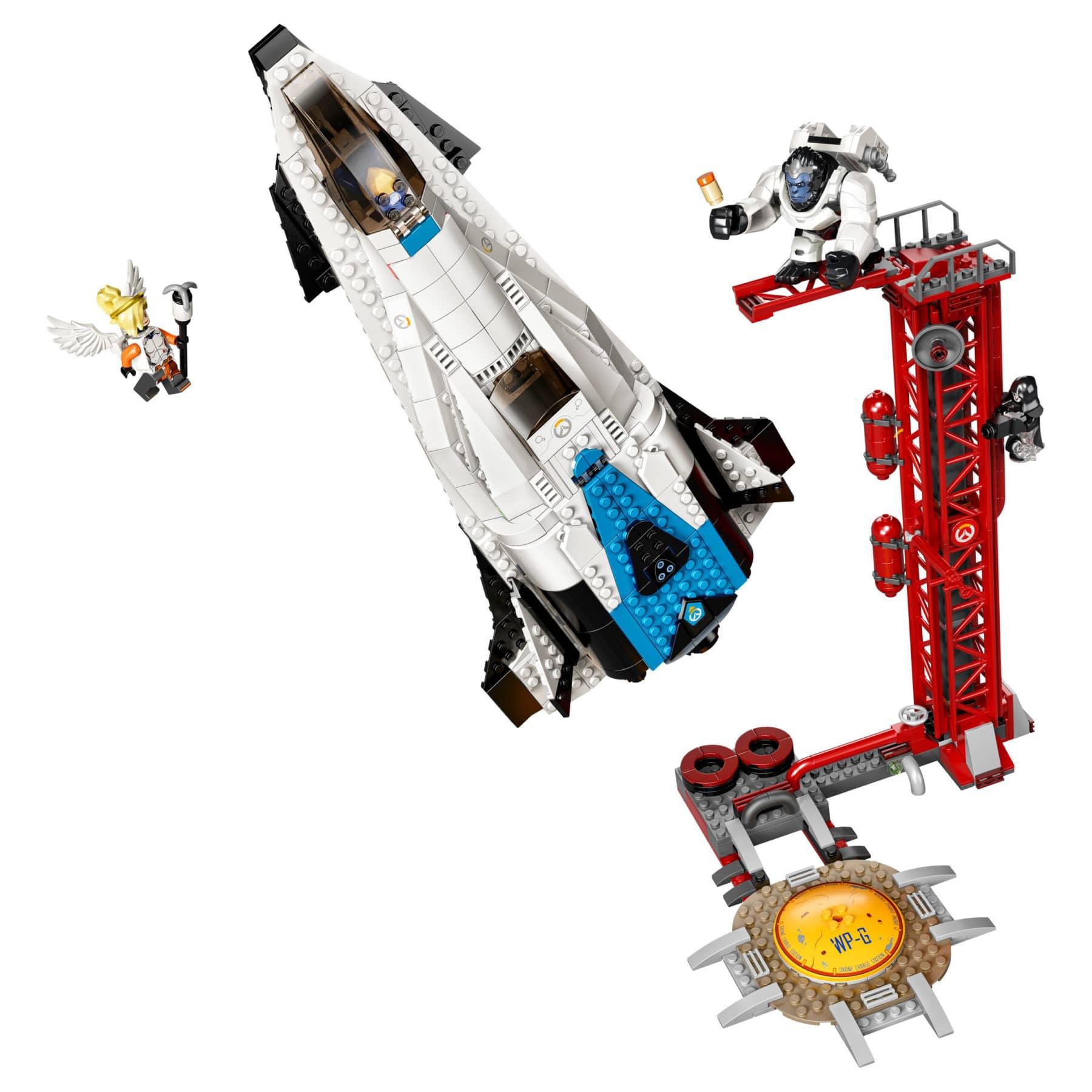 LEGO 75975 Watchpoint Gibralltar