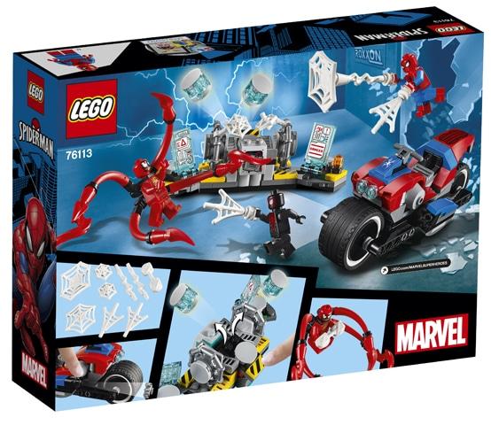 LEGO 76113 Spider-Man