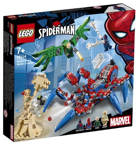 LEGO 76114 Spider-Man