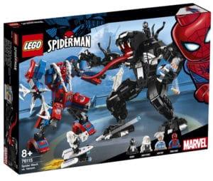 LEGO 76115 Spider-Man