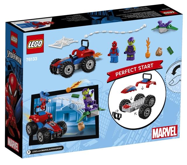 LEGO 76133 Spider-Man