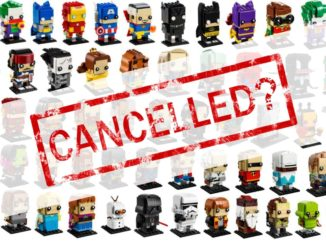 LEGO BrickHeadz Cancelled?