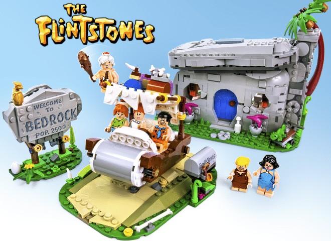 LEGO Ideas Die Feuersteins