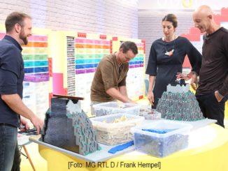 LEGO Master RTL Trailer