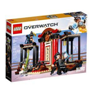 LEGO Overwatch 75971 Hanzoi vs. Genji