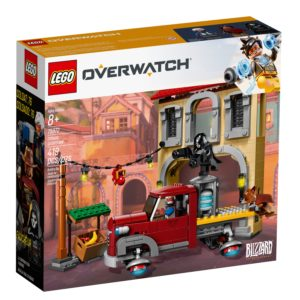 LEGO Overwatch 75972 Dorado Showdown