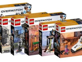LEGO Overwatch Sets