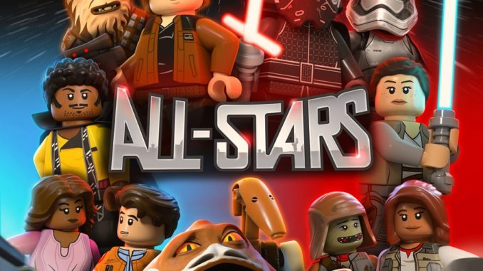 LEGO Star Wars All-Stars Teaser