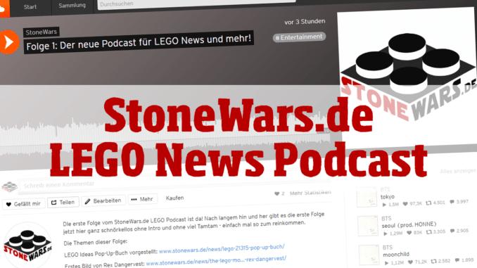 StoneWars LEGO Podcast