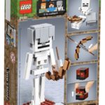 LEGO 21150 Skeleton with Magma Cube