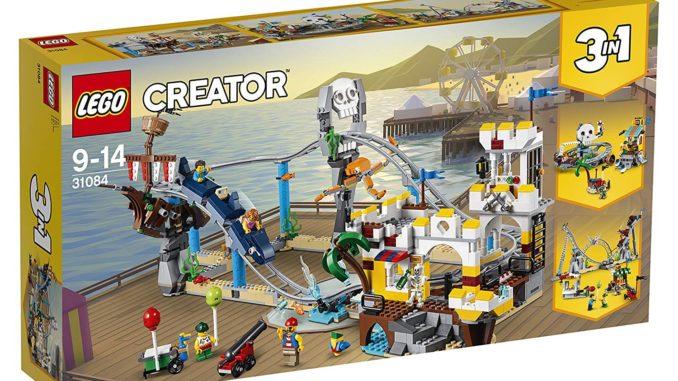 LEGO 31084 Piraten-Achterbahn Angebot