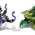 LEGO 70664 Spinjitzu Lloyd vs. Garmadon