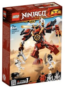 LEGO 70665 The Samurai Mech