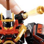 LEGO 70665 The Samurai Mech