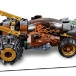 LEGO 70669 Coles Earth Driller