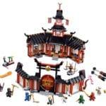 LEGO 70670 Monastery of Spinjitzu