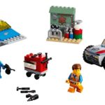 LEGO 70821 Emmet and Benny's Build and Fix Workshop