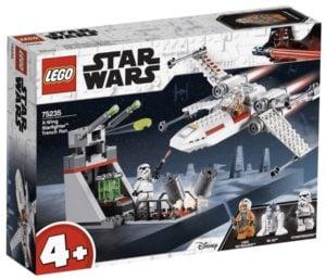 LEGO 75235 X-Wing Starfighter Trench Run