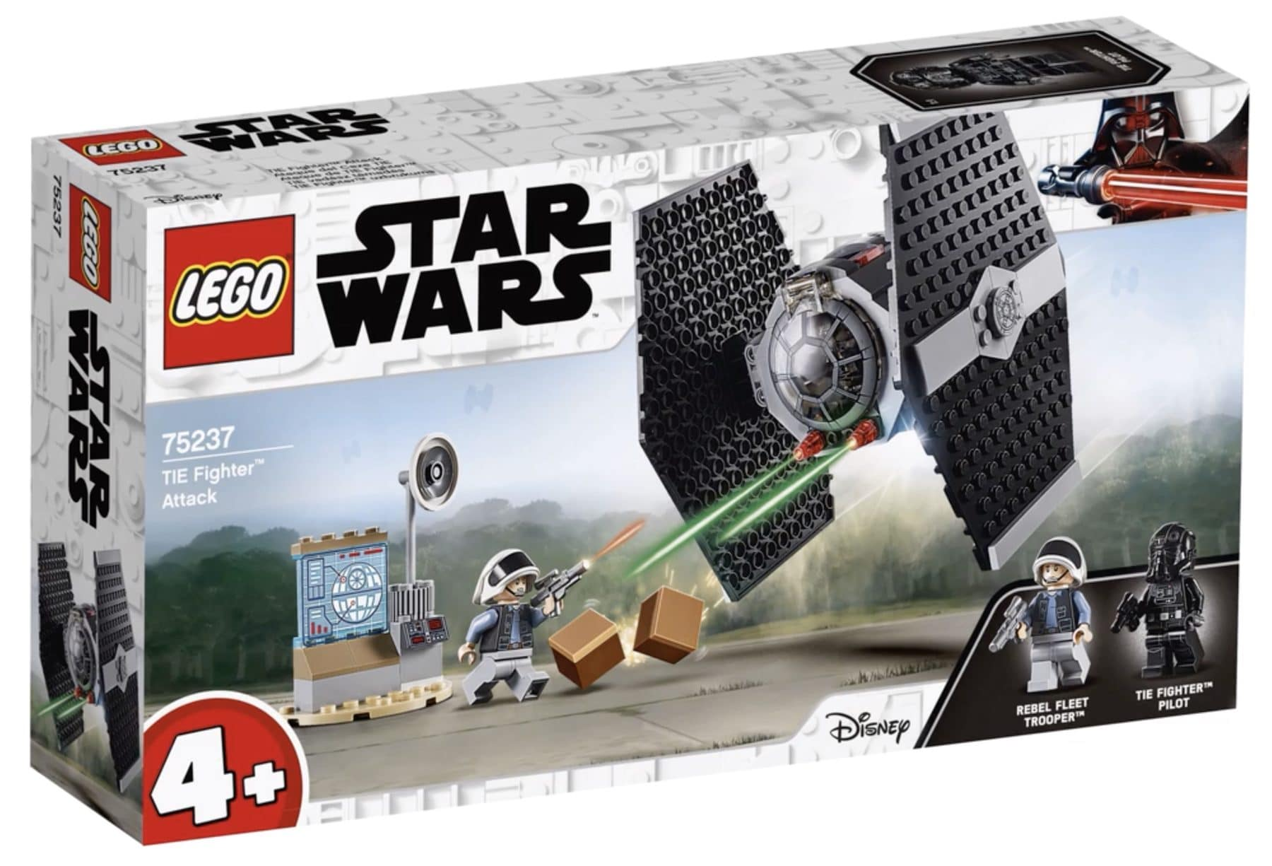 LEGO 75237 TIE Fighter