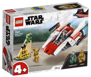 LEGO 75247 Rebel A-Wing Starfighter