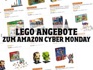 LEGO Angebote Amazon Cyber Monday