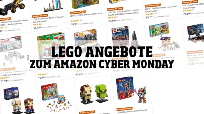 LEGO Angebote Amazon Cyber Monday