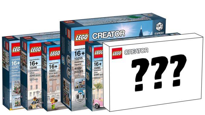 LEGO Modular 2019