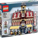 LEGO Modular Building 10182: Cafe Corner