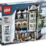 LEGO Modular Building 10185: Green Grocer