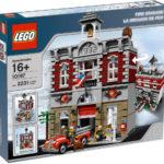 LEGO Modular Building 10197: Fire Brigade