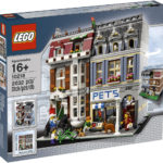 LEGO Modular Building 10218: Pet Shop