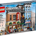 LEGO Modular Building 10246: Detective's Office